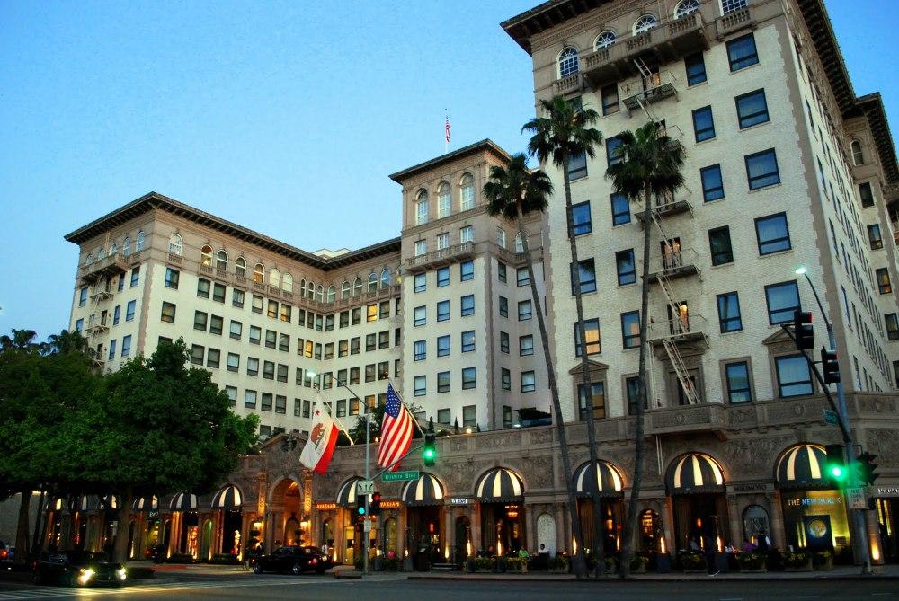 Beverly Wilshire, Four Seasons Hotel