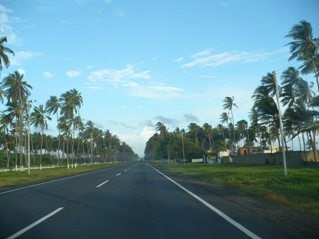 carretera Moron-Tucacas