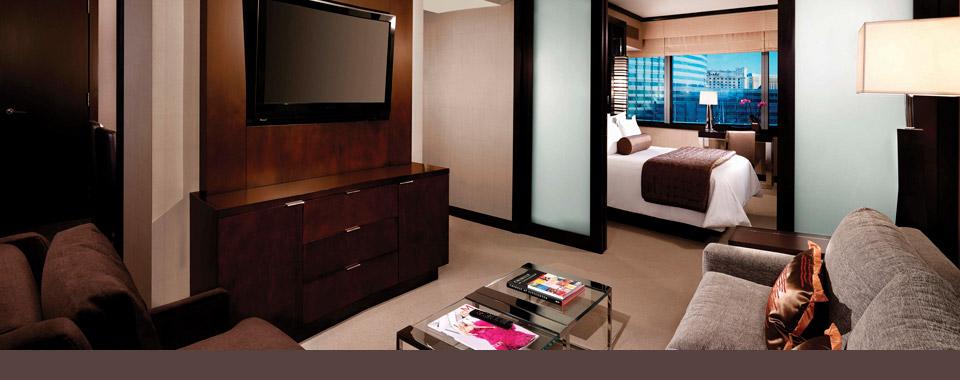 Vdara hotel spa suite
