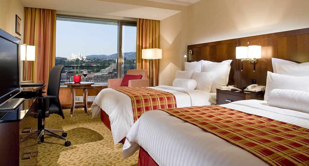 Hotel Marriott Budapest