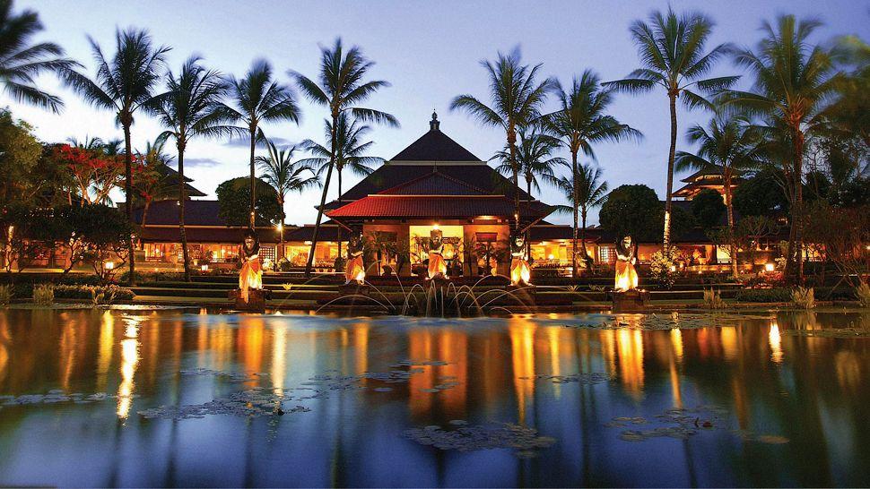 Intercontinetal Bali