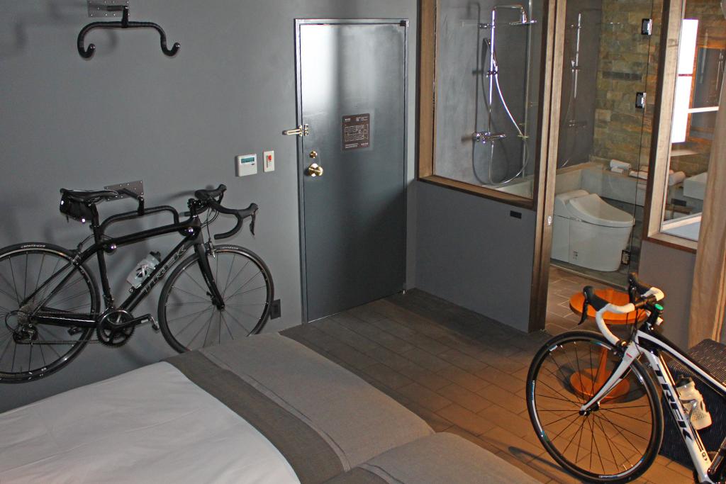 Hotel para ciclistas