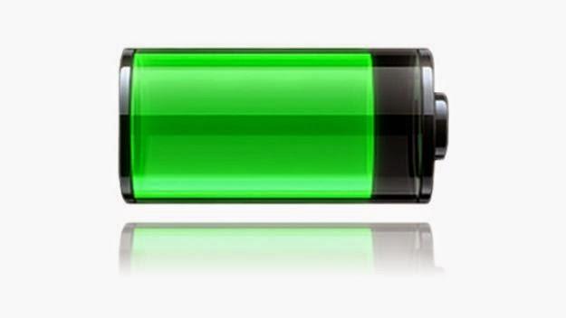 icono de la bateria